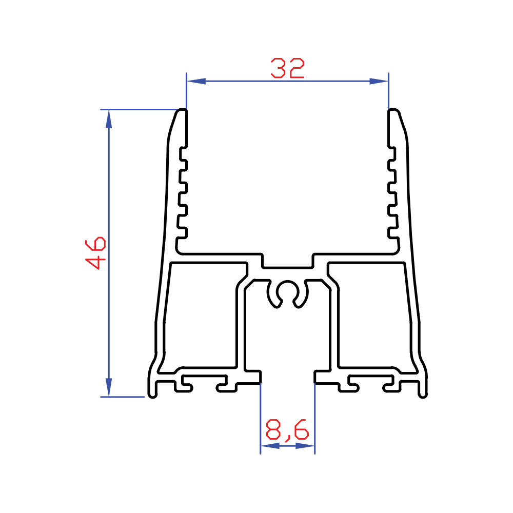 2580-983-gr-mt-baza-profili-31-mm